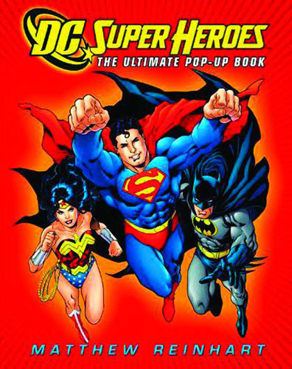 Search Dc Super Heroes Ultimate Pop Up Book Westfield Comics