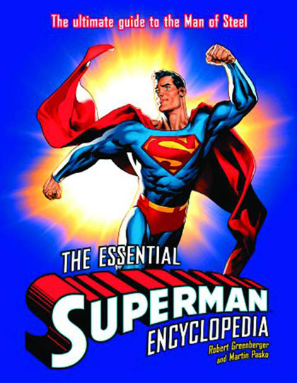 Essential Superman Encyclopedia