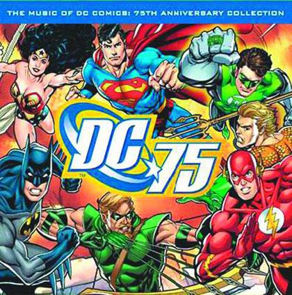 Music of DC Comic