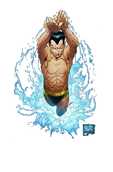 Namor: First Mutant