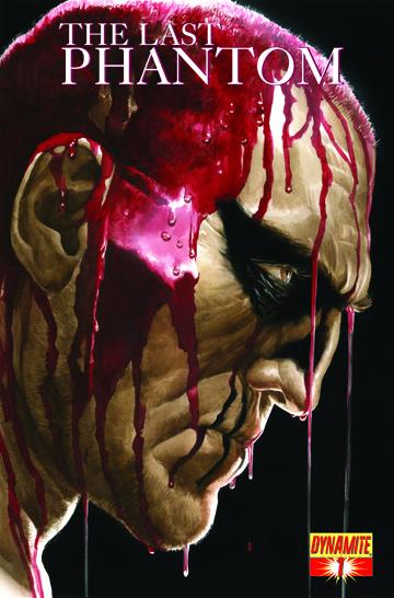 The Last Phantom #1 Cover B