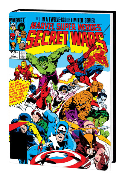 ab30651ab24 Search  secret Wars Omnibus - Westfield Comics - Comic Book Mail Order  Service from Westfield Comics