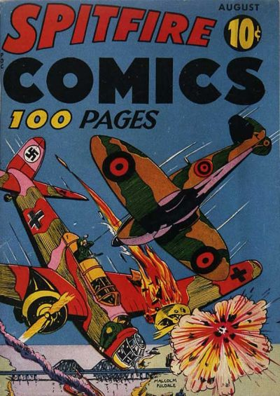 Spitfire Comics