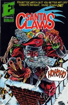 Santa Claws