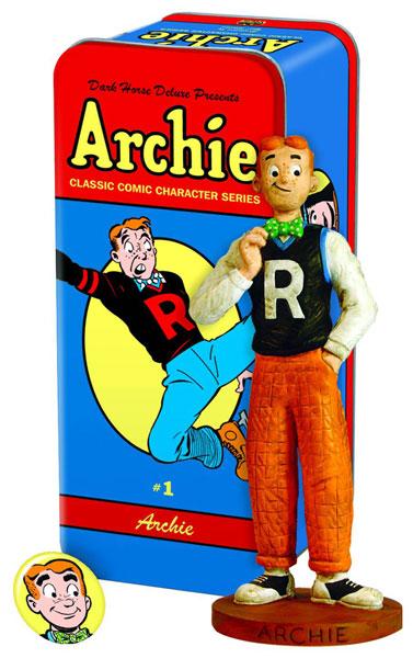 Archie Statue
