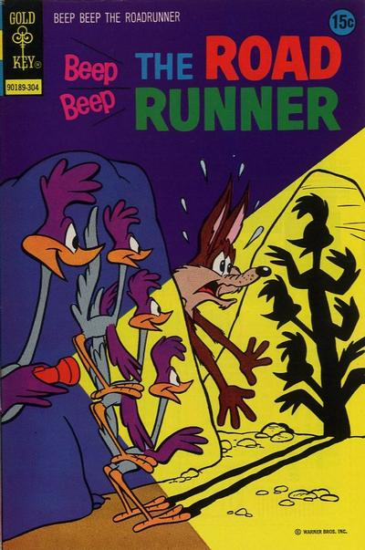Beep Beep the Road Runner #35