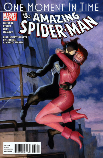 Amazing Spider-Man #638