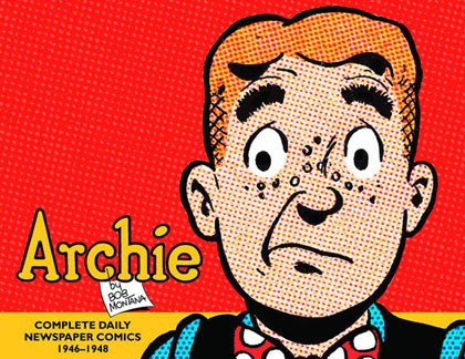 Archie Complete Daily Newspaper Comics Vol. 1
