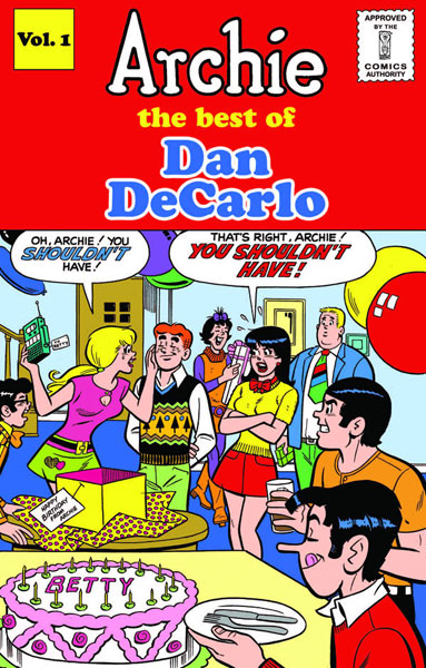 Archie: The Best of Dan DeCarlo