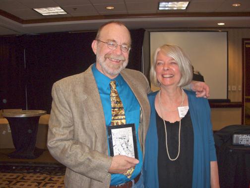 Walter & Louise Simonson