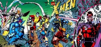 X-Men #1 featured four covers that connected to form a single image.
