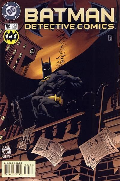 Detective Comics #704