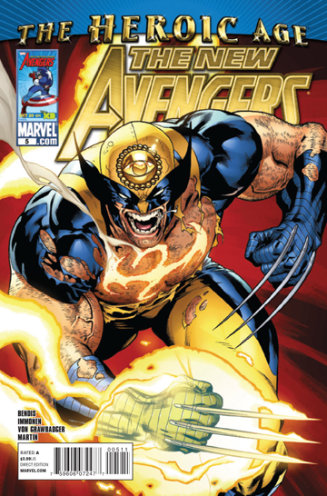 New Avengers #5