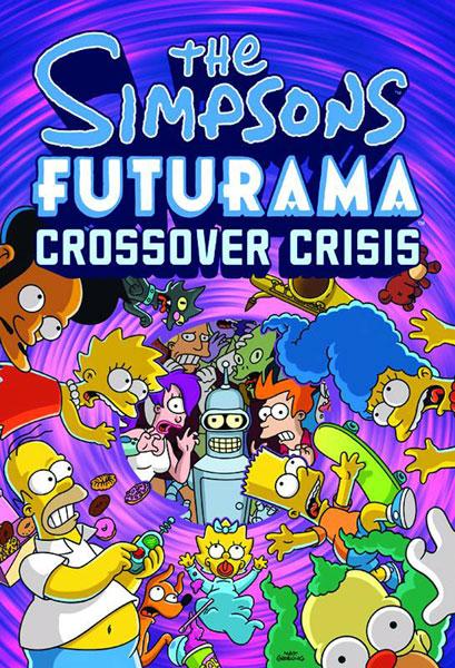 Simpsons/Futurama Crossover Crisis