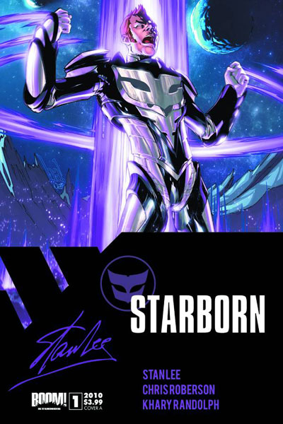 Stan Lee's Starborn