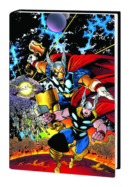 Thor by Walter Simonson Omnibus Variant Cover