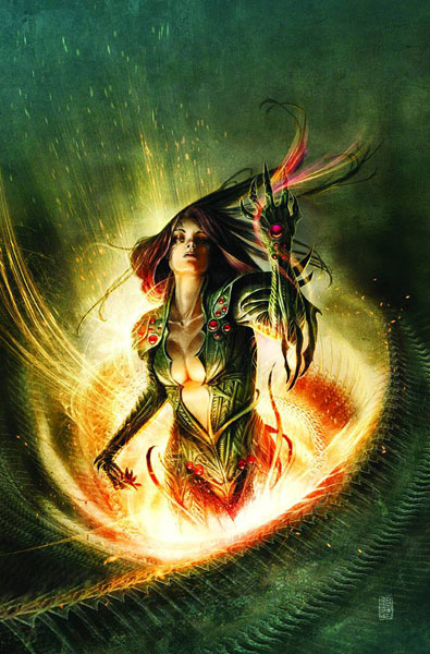 Witchblade #144 Cover B