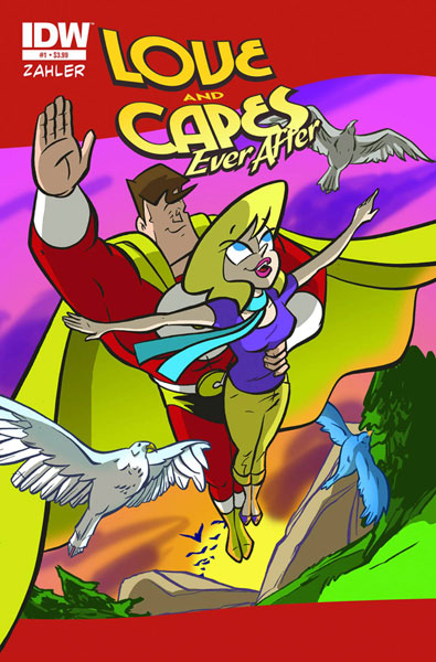 Love & Capes: Ever After