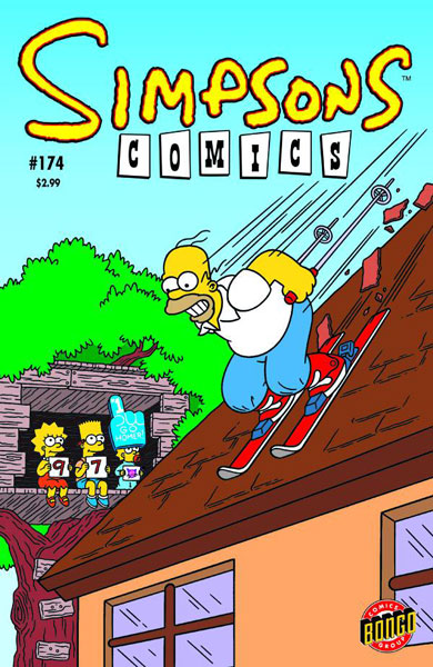Simpsons Comics #174