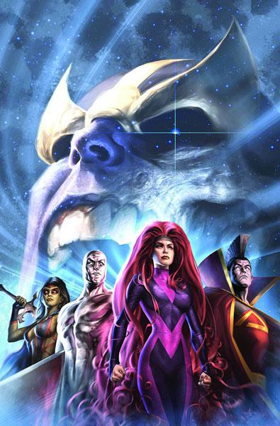 Thanos Imperative: Devestation
