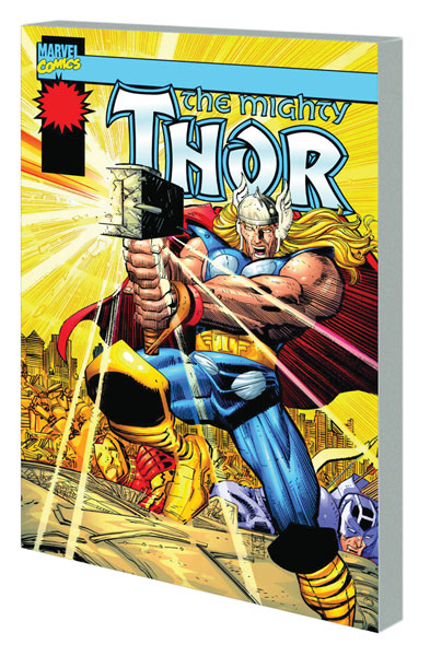 Thor by Dan Jurgens &amp; John Romita Jr.