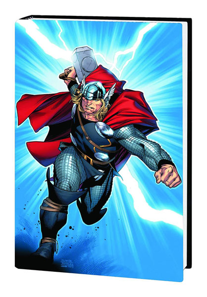 Thor by J. Michael Straczynski