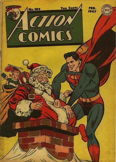 Action Comics #105