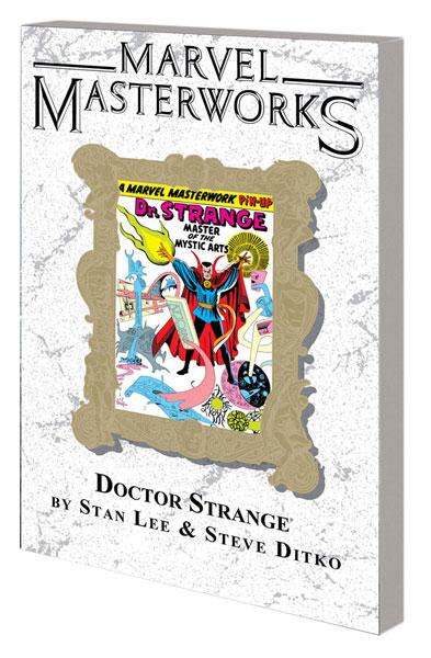 Marvel Masterworks Doctor Strange