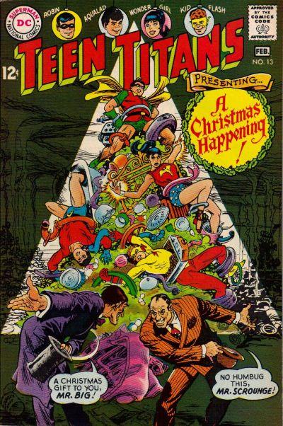 Teen Titans #13