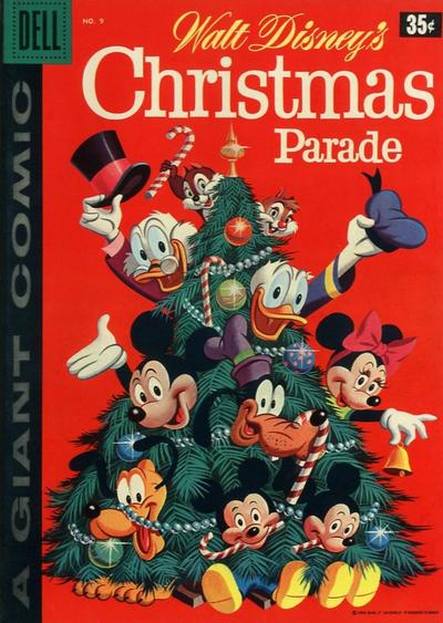 Walt Disney's Christmas Parade #9