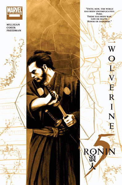 5 Ronin #1