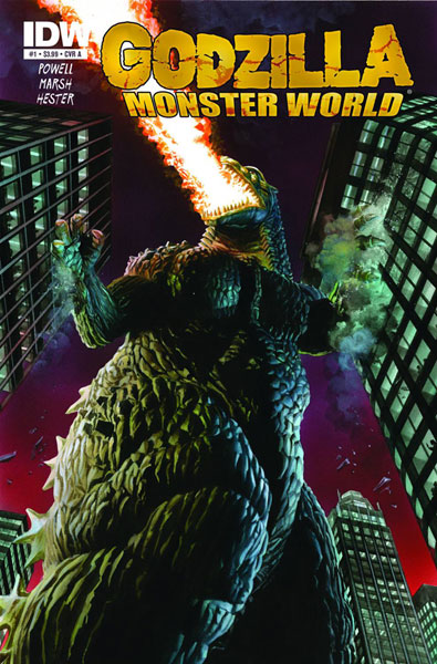 Godzilla: Monster World