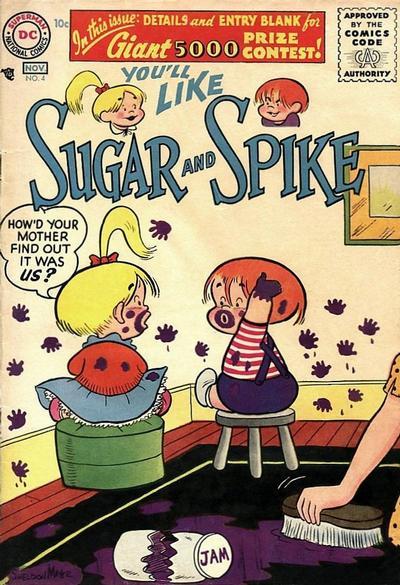 Sugar & Spike #4