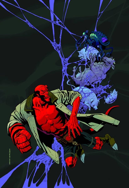 Hellboy: Buster Oakley Gets His Wish