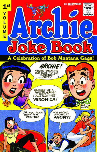 Archie's Joke Book Vol. 1
