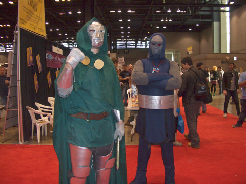 Doom & Darkseid? This can't be good....