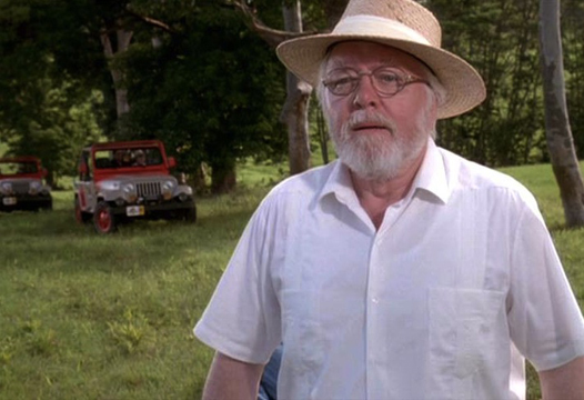 the character of hammond in the the jurassic park There's a scene midway through the original jurassic park, in which no dinosaurs appear, but it's easily the best in the movie john hammond (richard attenborough) sits in the park's.