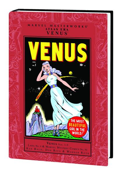 Marvel Masterworks: Atlas Era Venus