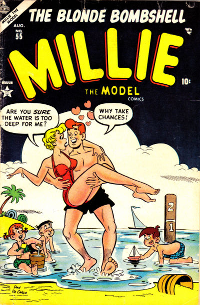 Millie the Model #55