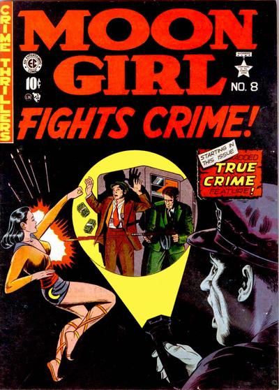 Moon Girl Fights Crime #8