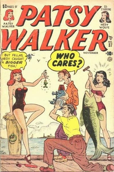 Patsy Walker #37
