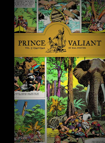 Prince Valiant Vol. 3