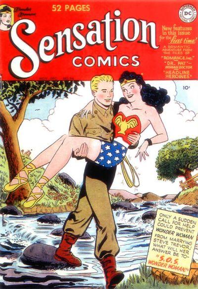Sensation Comics #94
