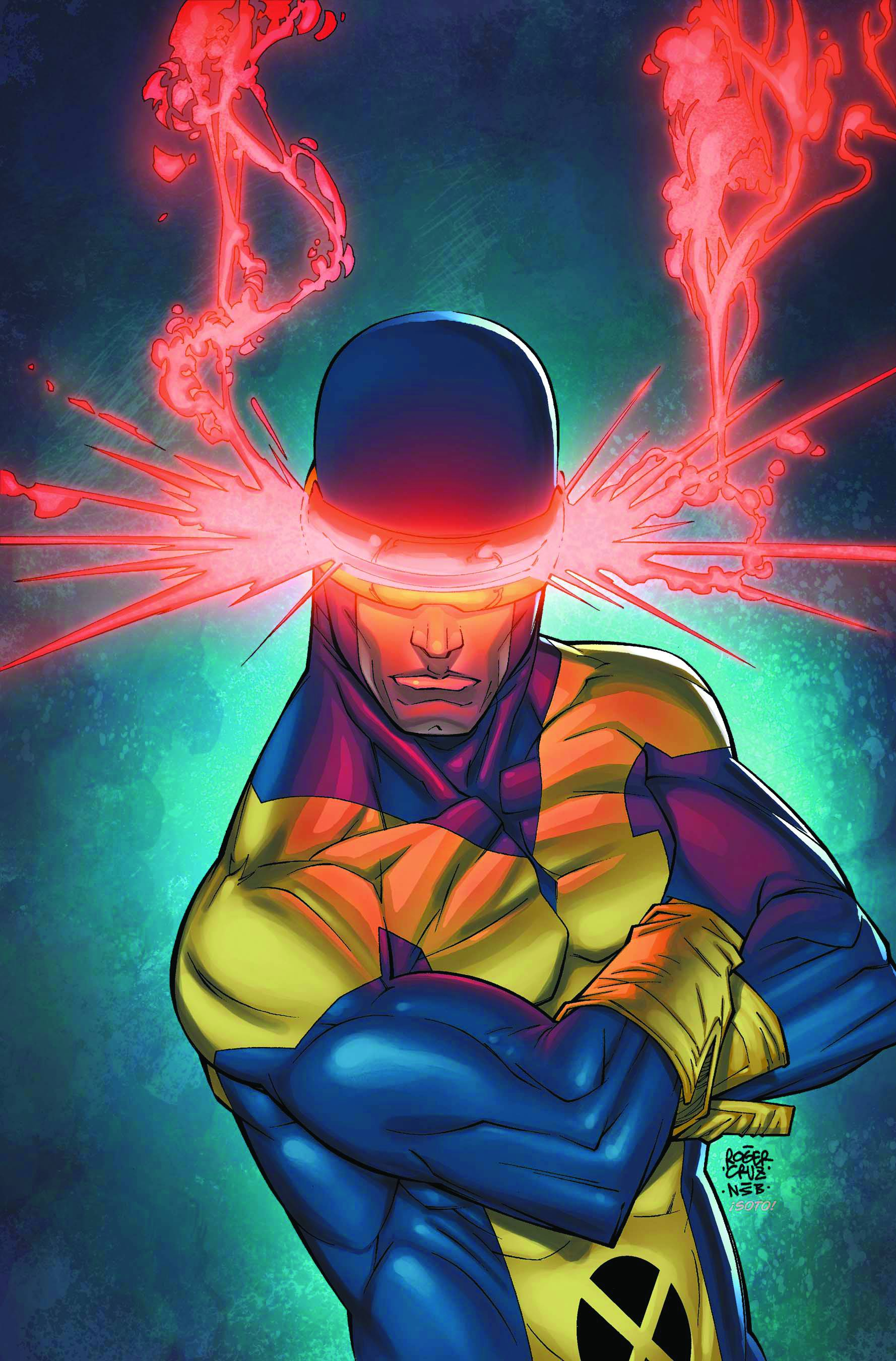 Westfield Comics Blog » New In-Store Releases For ...X Men Cyclops Comic