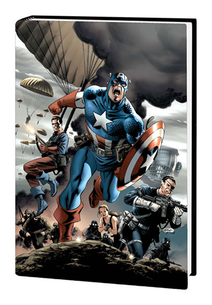 Captain America Omnibus