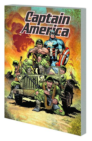 Captain America by Dan Jurgens Vol. 1