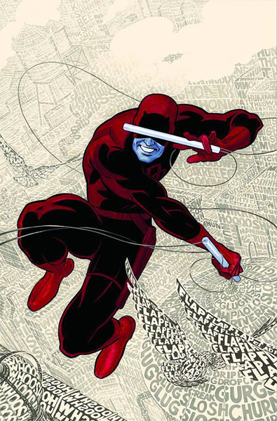 Daredevil #1 Cover by Paolo Rivera