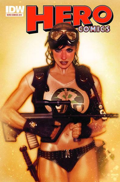 Hero Comics 2011