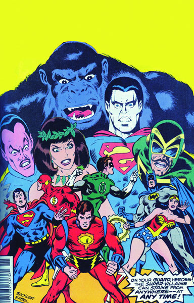 Secret Society of Super-Villains