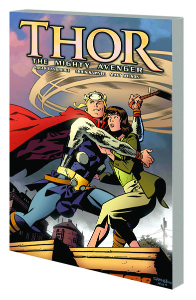 Thor The Mighty Avenger Countdown to The Avengers: Thor: The Mighty Avenger Vols. 1 + 2